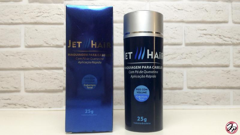 jet hair maquiagem para cabelo