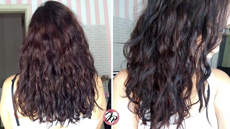 cabelo cacheado cuidados
