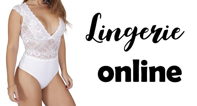 3806dd81ecc09 Onde comprar Lingerie na Internet  Le Lingerie